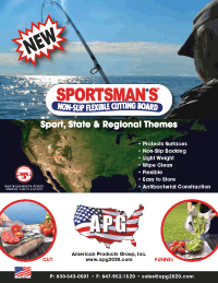 Sportsman's Line of Magic Slice products